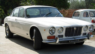 Jaguar XJ12 Mark I