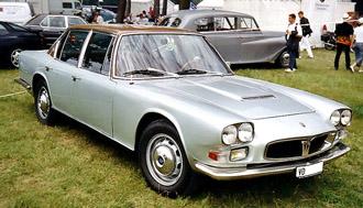 Maserati Quattroporte I Series 2