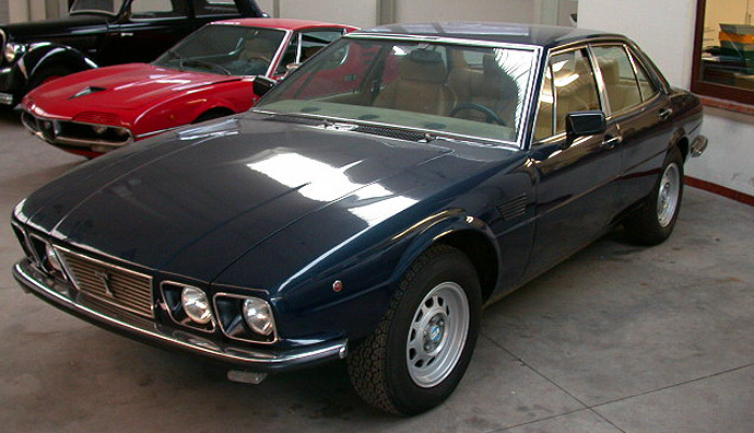 de Tomaso Deauville Early Series 2