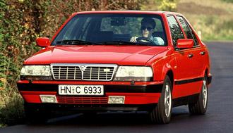 Lancia Thema 8.32 Series 2
