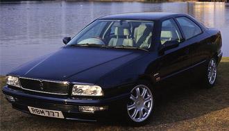 """Maserati Quattroporte IV """"Evoluzione"""""""